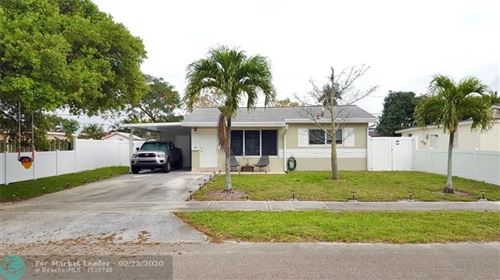Photo of Listing MLS f10218153 in 6781 Liberty St Hollywood FL 33024