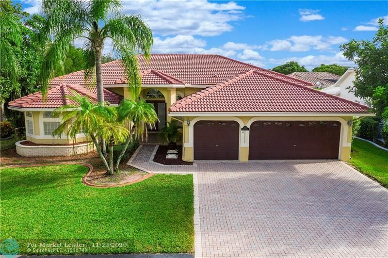 Photo of 5463 NW 109th Way, Coral Springs, FL 33076 (MLS # F10260153)