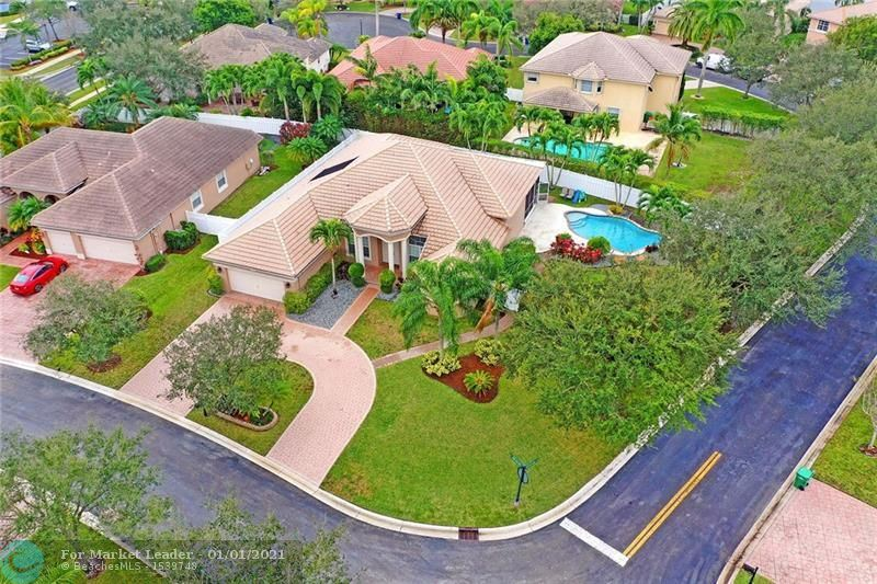 6124 NW 56th Dr, Coral Springs, FL 33067 - #: F10262153
