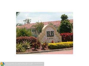 Photo of 12840 Vista Isles Dr, Sunrise, FL 33325 (MLS # F10104154)