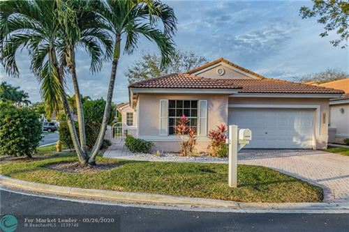 Photo of Listing MLS f10215154 in 10808 NW 46 DR Coral Springs FL 33076
