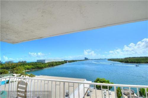 Photo of 500 Bayview Dr #632, Sunny Isles Beach, FL 33160 (MLS # F10223154)