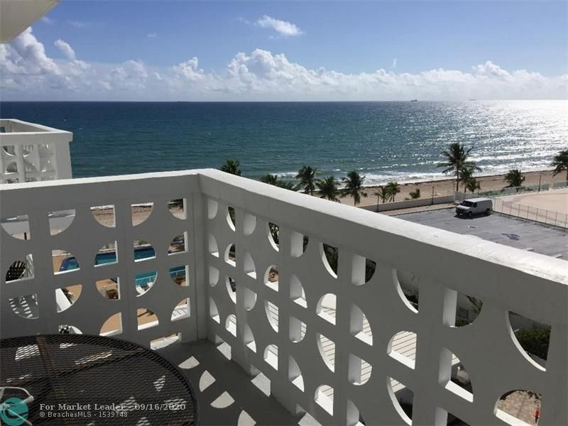 Photo of 4010 Galt Ocean Dr #707, Fort Lauderdale, FL 33308 (MLS # F10249154)