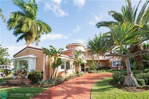 Photo of 2301 Delmar Pl, Fort Lauderdale, FL 33301 (MLS # F10128155)