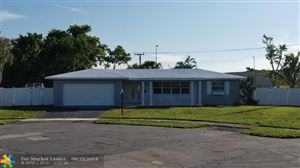 Photo of 5201 SW 8 Court, Plantation, FL 33317 (MLS # F10191155)
