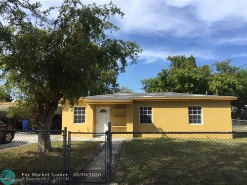 Photo of 1601 NW 11th Pl #0, Fort Lauderdale, FL 33311 (MLS # F10223155)