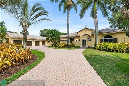 Photo of Listing MLS f10229155 in 14211 Sunset Ln Southwest Ranches FL 33330