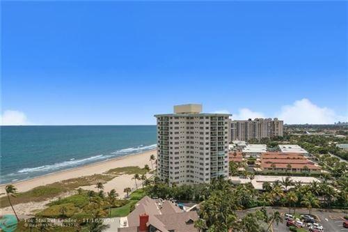 Photo of 2000 S Ocean Blvd #2L, Lauderdale By The Sea, FL 33062 (MLS # F10259155)