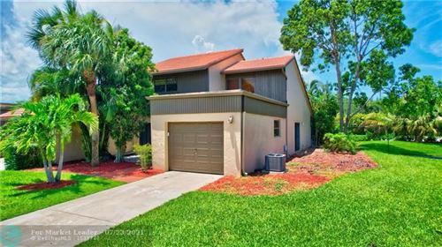 Photo of 11063 Oakdale Rd #11063, Boynton Beach, FL 33437 (MLS # F10294155)
