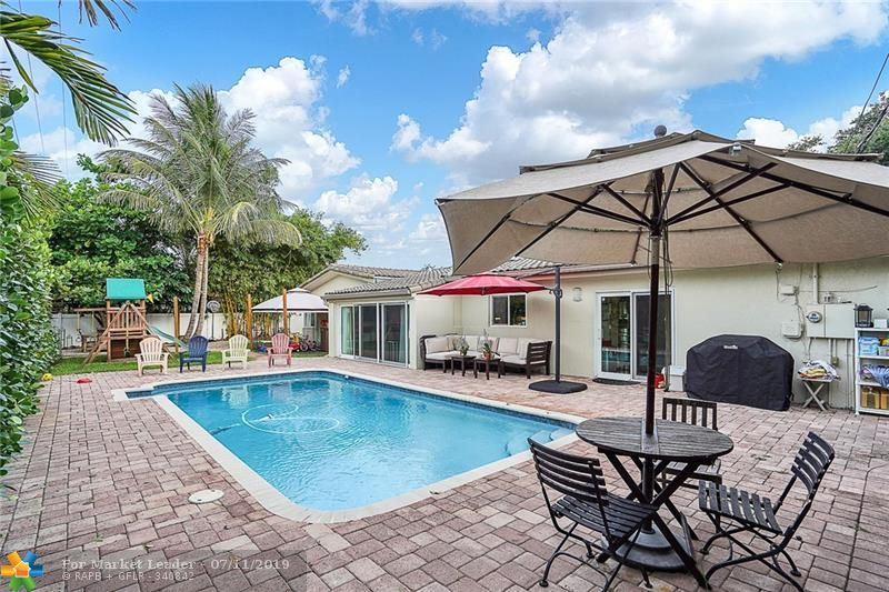 Photo of 2509 NE 29th St, Fort Lauderdale, FL 33306 (MLS # F10184155)