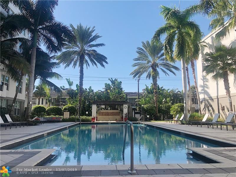 Photo of 2421 NE 65th Street #111, Fort Lauderdale, FL 33308 (MLS # F10206155)