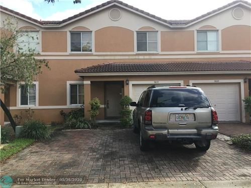Photo of 9872 NW 19th Pl #na, Sunrise, FL 33322 (MLS # F10218156)