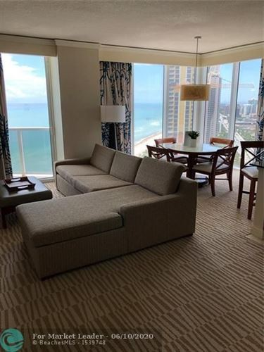 Photo of 18001 Collins Ave #2614-2615, Sunny Isles Beach, FL 33160 (MLS # F10233156)