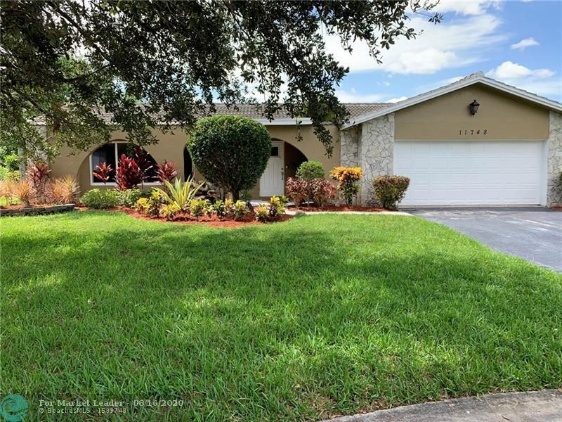 11748 NW 28th Ct, Coral Springs, FL 33065 - #: F10244156