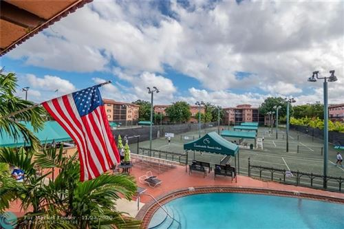 Photo of 680 Tennis Club Dr #111, Fort Lauderdale, FL 33311 (MLS # F10259157)