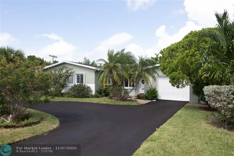 4837 NE 18th Ter, Fort Lauderdale, FL 33308 - #: F10248157