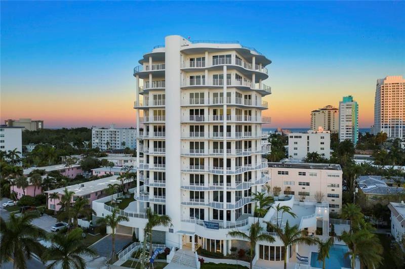 612 Bayshore Drive #702, Fort Lauderdale, FL 33304 - #: F10264157
