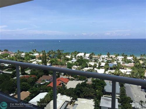 Photo of 2841 N Ocean Blvd #1806, Fort Lauderdale, FL 33308 (MLS # F10301158)