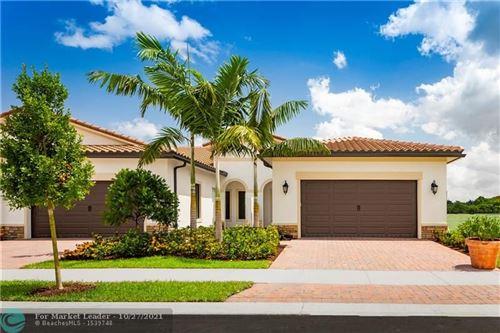 Photo of 7722 N BLUE SPRING DRIVE, Parkland, FL 33067 (MLS # F10306158)