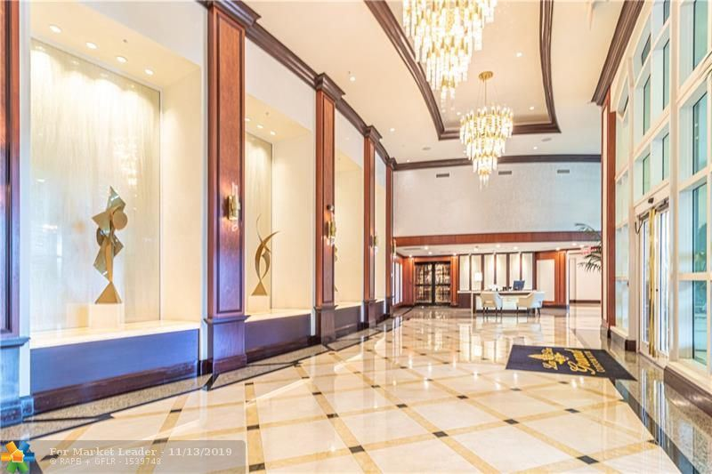 Photo of 411 N New River Dr E #1205, Fort Lauderdale, FL 33301 (MLS # F10184158)