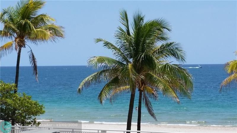 Photo of 3430 Galt Ocean Dr #304, Fort Lauderdale, FL 33308 (MLS # F10255158)