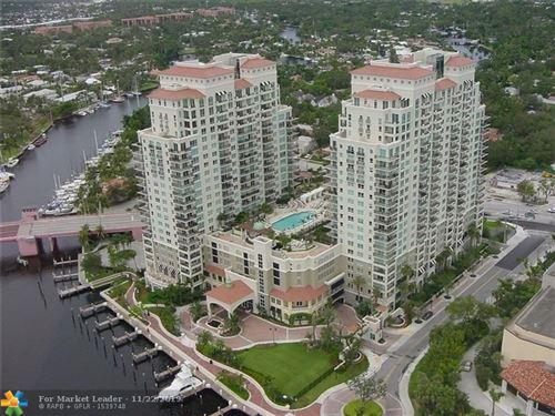 Photo of 610 W LAS OLAS BL #920N, Fort Lauderdale, FL 33312 (MLS # F10202159)
