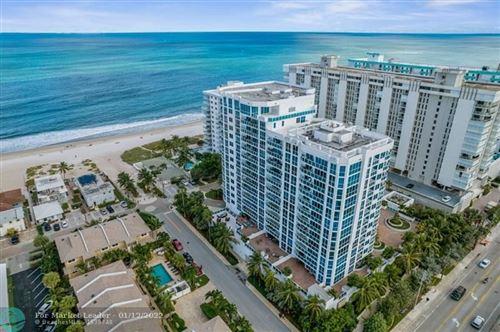 Photo of 801 Briny Ave #605, Pompano Beach, FL 33062 (MLS # F10306160)
