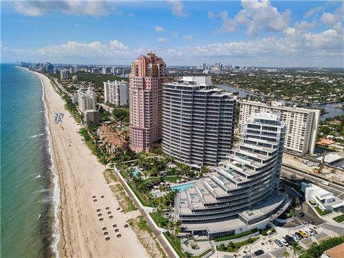 Photo of 2200 N OCEAN BLVD #N1003, Fort Lauderdale, FL 33305 (MLS # F10197161)