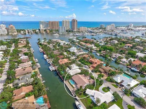 Photo of 17 PELICAN ISLE, Fort Lauderdale, FL 33301 (MLS # F10202161)