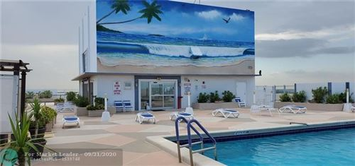 Photo of 4020 Galt Ocean Dr #308, Fort Lauderdale, FL 33308 (MLS # F10227161)