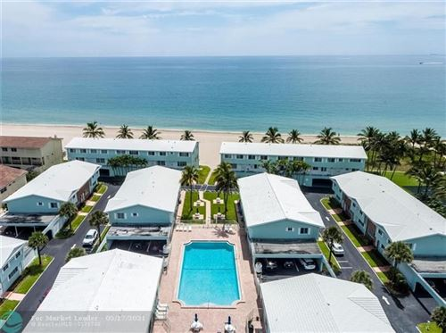 Photo of 5400 N Ocean Blvd #43, Lauderdale By The Sea, FL 33308 (MLS # F10284161)