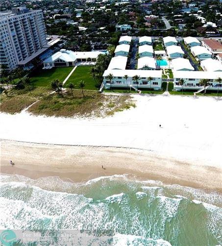 Photo of Listing MLS f10229162 in 5400 N Ocean Blvd #17 Lauderdale By The Sea FL 33308
