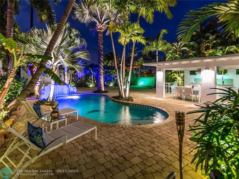 Photo of 745 NE 20th Ave, Fort Lauderdale, FL 33304 (MLS # F10243162)