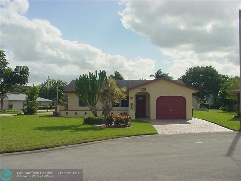 9608 NW 81 Manor, Tamarac, FL 33321 - #: F10258162