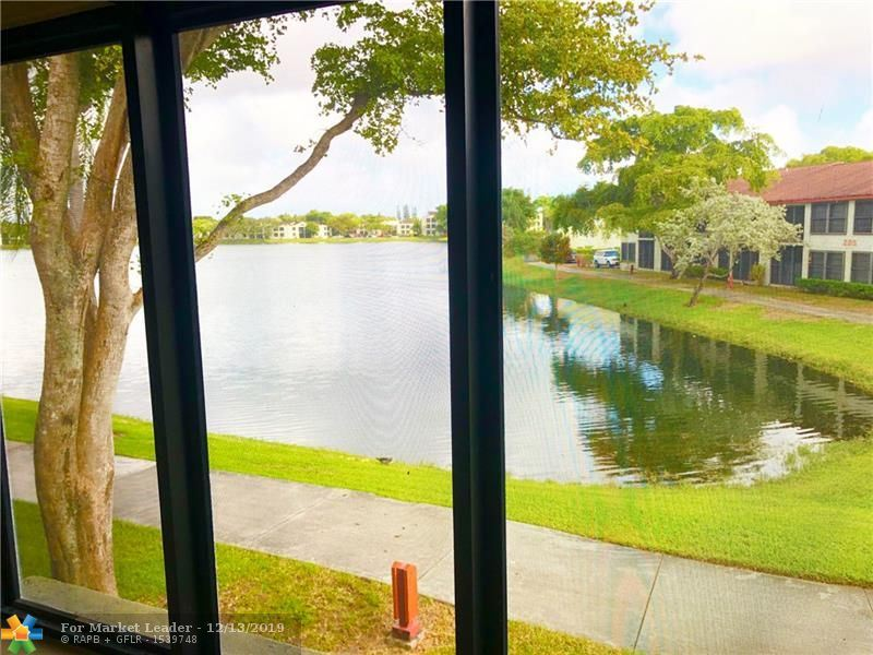 Photo of 204 Lake Pointe Dr #207, Oakland Park, FL 33309 (MLS # F10207163)