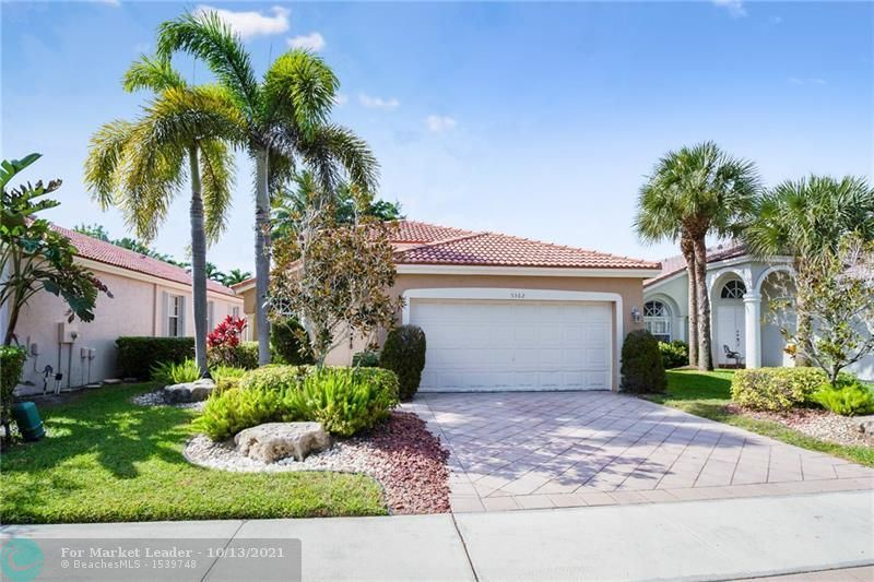 Photo of 5362 NW 124th Way, Coral Springs, FL 33076 (MLS # F10304164)