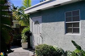 Photo of 1229 NE 16th Ter #1, Fort Lauderdale, FL 33304 (MLS # F10163165)