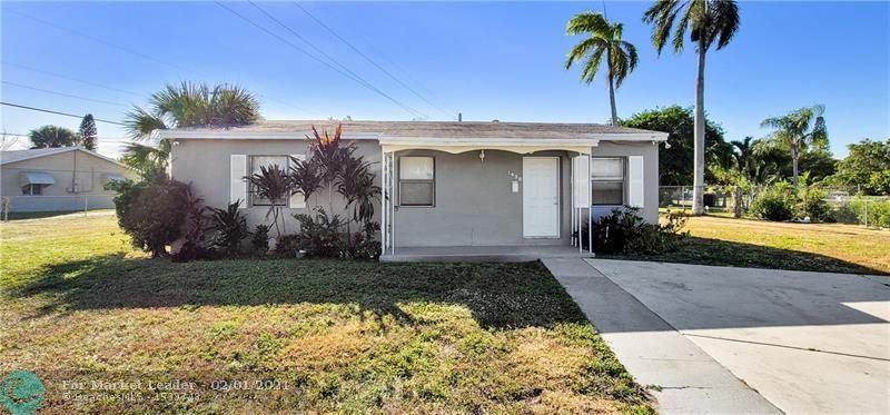 Photo of 1430 Avenue F, Riviera Beach, FL 33404 (MLS # F10269165)