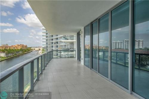 Photo of 3300 NE 188th St #509, Aventura, FL 33180 (MLS # F10017166)