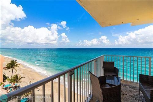 Photo of Listing MLS f10222166 in 3540 S Ocean Blvd #807 South Palm Beach FL 33480