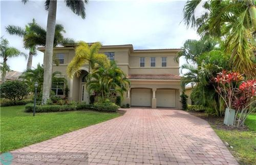 Photo of 12740 NW 65th Dr, Parkland, FL 33076 (MLS # F10232166)