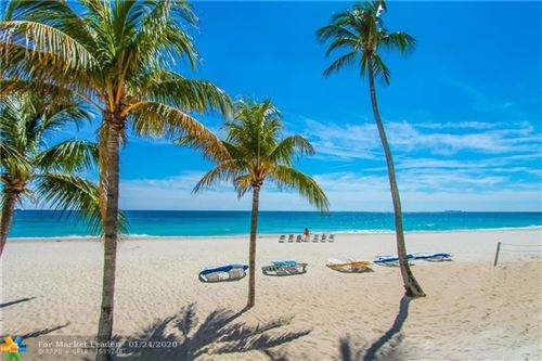 Tiny photo for 3430 Galt Ocean Dr #1111, Fort Lauderdale, FL 33308 (MLS # F10210167)