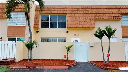 Photo of Listing MLS f10236167 in 3653 SW 59th Ave #101 Davie FL 33314