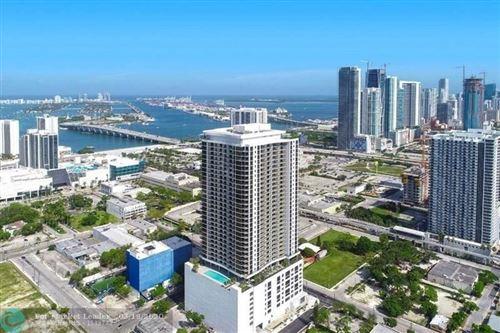 Photo of 1600 NE 1st Ave #3303, Miami, FL 33132 (MLS # F10222168)