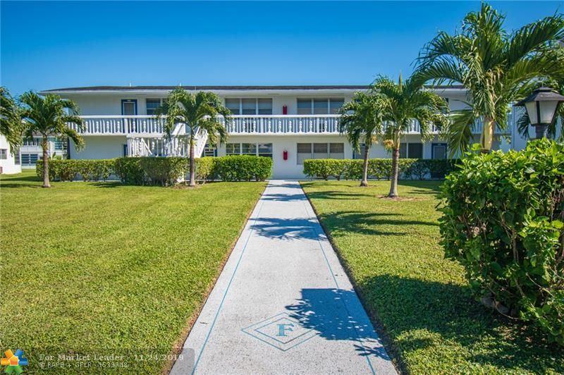 Photo of 140 Farnham F #140, Deerfield Beach, FL 33442 (MLS # F10203168)