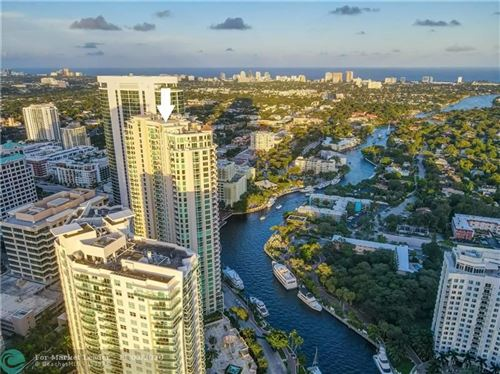 Photo of 411 N New River Dr #1205, Fort Lauderdale, FL 33301 (MLS # F10256169)