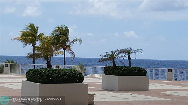 Photo of 3500 Galt Ocean Dr #114, Fort Lauderdale, FL 33308 (MLS # F10296169)