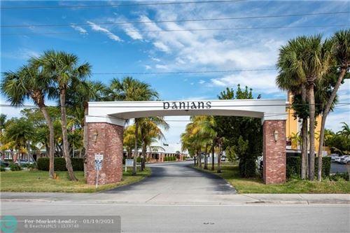 Photo of 505 E Dania Beach Blvd #4-3I, Dania Beach, FL 33004 (MLS # F10266170)