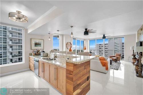 Photo of 2831 N Ocean Blvd #903N, Fort Lauderdale, FL 33308 (MLS # F10291170)
