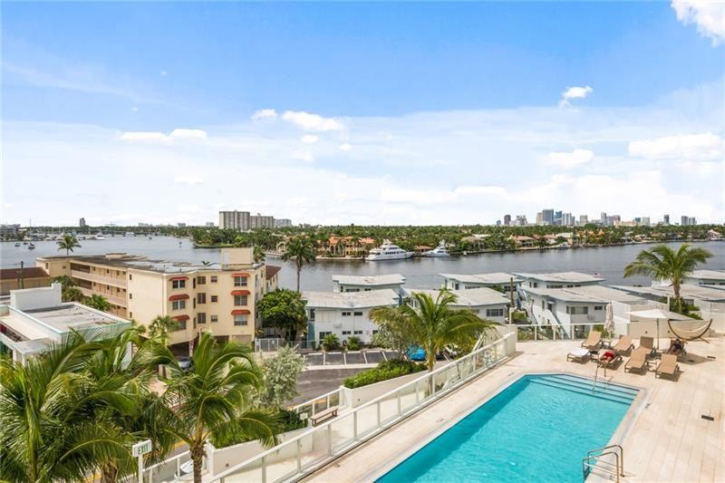 401 N Birch Rd #602, Fort Lauderdale, FL 33304 - #: F10227170